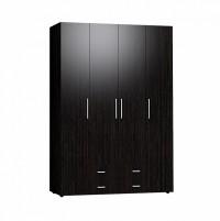 Монако 555 Шкаф для одежды и белья Стандарт Венге