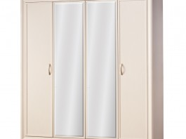 Афины №367 Шкаф для одежды 4-дверный