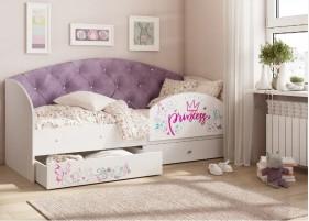 Эльза Детская кровать