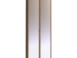 NATURE 92 Шкаф для одежды зеркало