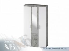 ИНСТАЙЛ ШК-30 Шкаф 3-х дверный