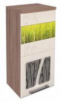 Тропикана 17.04 Шкаф-витрина 400 мм. (левый/правый)