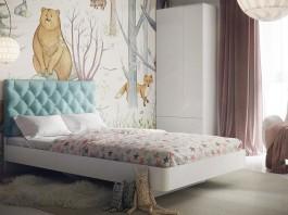 Кровать Милана 1200 мм