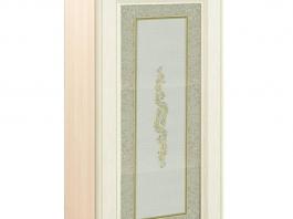 Оливия 71.04 Шкаф-витрина кухонный 400 (лев/прав)