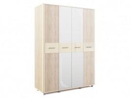 Оливия мод №14 Шкаф четырехдверный