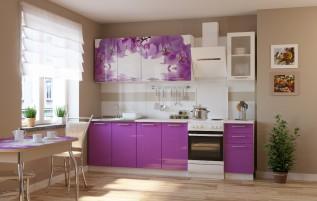 Кухня Орхидея 2,0 м.