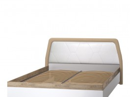 Дели белая №78 Кровать 1800 мм.