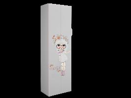 Аннет Шкаф 600 для одежды