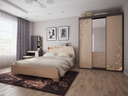 Композиция спальни Виктория-2