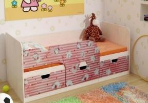 Кровать Минима Китти