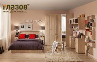 Композиция спальни SHERLOCK №1