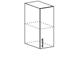 Ксения ШВ 300 шкаф верхний