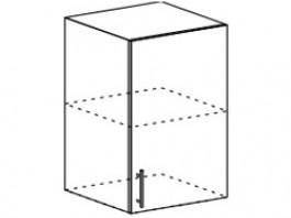Ксения ШВ 500 шкаф верхний