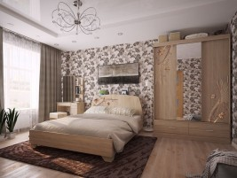 Композиция спальни Виктория-1